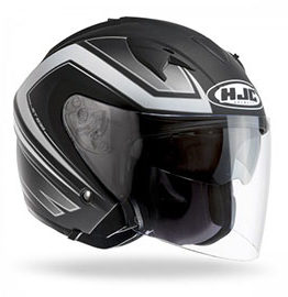 CASCO HJC IS33 COMBI MC5F