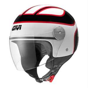 CASCO GIVI MINI BOBBER BLANCO