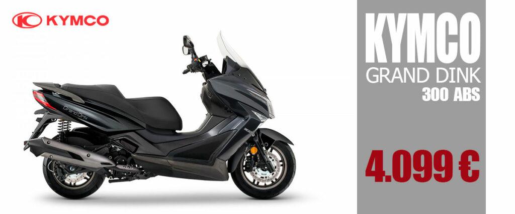 motos nuevas kymco