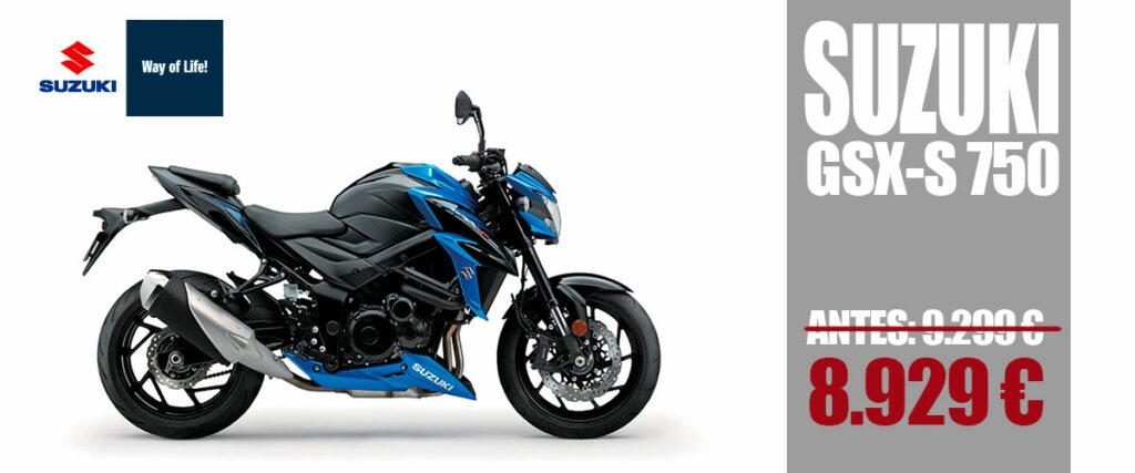 motos nuevas suzuki
